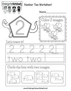 This is a number 2 activity worksheet. Kids can trace the number, color 2 images, and circle the correct number. This is a number 2 activity worksheet. Kids can trace the number, color 2 images… Number Words Worksheets, Number Worksheets Kindergarten, Numbers Preschool, Free Preschool, Worksheets For Kids, Kindergarten Addition, Addition Worksheets, Homeschool Kindergarten, Math Numbers