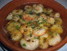 Gambas al Ajillo! (& everything else on the menu at Mojito Tapas)