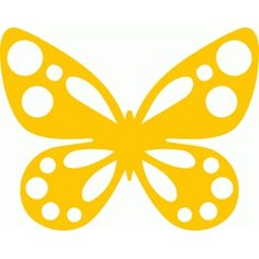 Welcome to the Silhouette Design Store, your source for craft machine cut files, fonts, SVGs, and other digital content for use with the Silhouette CAMEO® and other electronic cutting machines. Butterfly Stencil, Butterfly Drawing, Butterfly Template, Butterfly Crafts, Flower Template, Butterfly Pattern, Crown Template, Butterfly Mobile, Heart Template