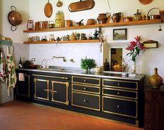 Luxusküchen  Die klassischen Luxusküchen mit originellen Motiven von RESTART ...