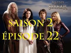 [Legend of the Seeker] : Saison 2 - Épisode 22 {FR} Legend Of The Seeker, Father, Youtube, Movies, Movie Posters, Season 2, Pai, Films, Film Poster