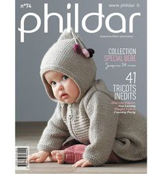 Catalogue Layette Phildar still has the lovliest layettes Knitting Books, Crochet Books, Knitting For Kids, Baby Knitting, Crochet Baby, Knit Crochet, Knitting Magazine, Crochet Magazine, Baby Patterns