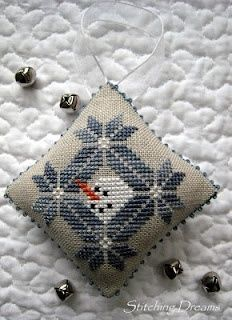 Stitching Dreams: October 2010