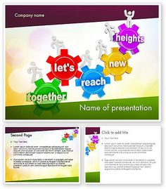 http://www.poweredtemplate.com/11602/0/index.html Working Together Team PowerPoint Template