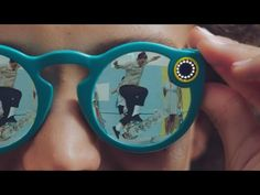 Snapchat's New Glasses Are As Silly As Snapchat (And That's Why They'll Be A Hit) #snapchat #glasses