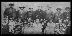 The Modoc people of California and Oregon fought one of the final Indian anti-colonial wars in the United States.