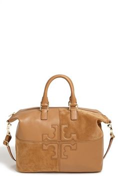 Tory Burch 'Natalie' Satchel available at #Nordstrom