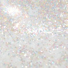 White SOLVENT RESISTANT Holographic Glitter 0.035 SQUARES - 1 Fl. Ounce for Glitter Nail Art, Glitter Nail Polish and Glitter Crafts