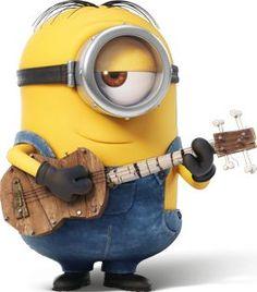 Stuart rockin his retro guitar.