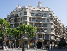 Barcelona Casa Mila 1