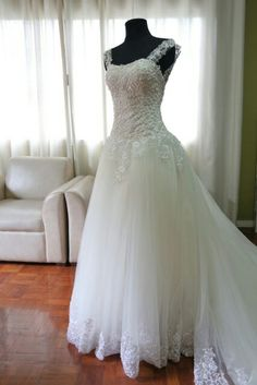 Wedding gown - Teresa Hagape Atelier