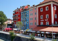 Cafe Hell, Kufstein, Austria    photo via spirit