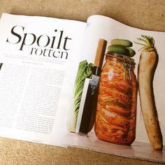 fermentation, fermented foods, gut, microbes, bacteria, nutritional therapist, nutrition,  Vogue, Susie Rushton