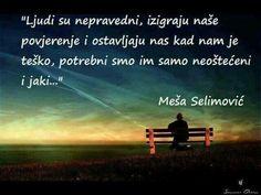 67 Best Meša Selimović Citati Images Quotes Beast Quotes