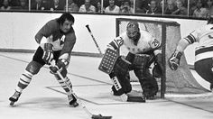 It's hard to picture a Summit Series without Phil Esposito, yet that's nearly what happened. The Hockey Hall of Famer looks back on the epic meeting and Canada and the Soviet Union in Army Hockey, Hockey Goalie, Hockey Teams, Hockey Players, Nhl, Canada Cup, Phil Esposito, Summit Series, Vancouver Canucks