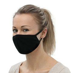 Die einzige Maske😷, die ich berufsbedingt einige Stunden anhaben kann, ohne Kopfschmerzen 🤕 zu bekommen! Die Gesichtsmasken wurden mit der Silverplus® Technologie hergestellt. Sie verhindern das Wachstum von Bakterien, die unangenehme Gerüche, Verfärbungen, Flecken und Abnutzung verursachen. Diese haltbare zweilagige Gesichtsmaske ist in zwei komfortablen Größen, die jeweils in einem 3er-Pack verkauft werden, erhältlich. Blue Ties, Black Mask, Blue Pearl, Plain Black, Fashion Face Mask, Mask Making, Ear Loop, Sunglasses Women, Technology