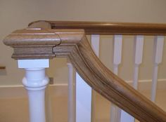 C Joinery Continuous Handrails