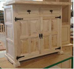 Wood style a la venta c moda vintage comodas for Mueble castellano restaurado