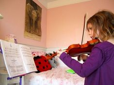How to do Suzuki Violin with your child: 10 tips