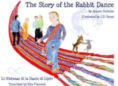 The Story of the Rabbit Dance by Jeanne Pelletier, Illustrated by J. translated by Rita Flamand Aboriginal Education, Indigenous Education, Inuit People, Arts Integration, Joelle, Canadian History, Classroom Inspiration, First Nations, Read Aloud