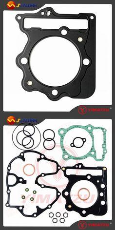 SUNWAY ATV Motorcycle Parts Sealing Gasket Kit for HONDA TRX400EX 1999-2008 Engine