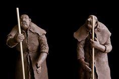 Sculpture de Sophie Favre | by Martin Le Roy Book Study, Statue, Character, Montages, Sculpture Ideas, Figurative, Explore, Sculptures, Terracotta
