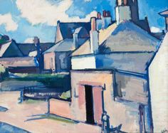 The Athenaeum - Kirkcudbright (Samuel John Peploe - ) Glasgow Museum, Post Impressionism, Art Database, Art Uk, Your Paintings, Rembrandt, Lovers Art, Art Gallery, Illustration Art