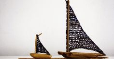 new boats for the Alanya Festival 2015 ( 23/24.5.) We've used fiber yarn from local banana trees yarn to make the sails.
