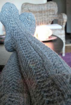 ylipolvensukat, overknee socks - kotivalossa.blogspot.com