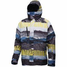b4798f03c21 Quicksilver Travis Rice Hydro Jacket - Men s