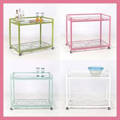 Living the Well Appointed Life with Melissa Hawks: Style, Fashion, Home Decor Blog: New Bar Carts Have Arrived at The Well Appointed House!