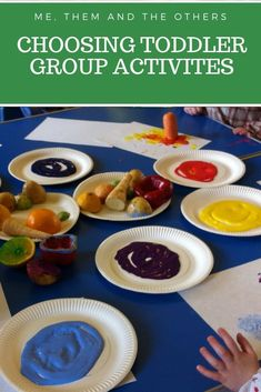 If you want to run activities at your toddler group it can be tricky to decide which ones will work best, here's a guide to what you need to consider when choosing toddler group activities. Group Activities, Infant Activities, Messy Play, Parenting Toddlers, Board, Ideas, Toddler Chores, Baby Activities, Childcare Activities