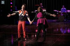 """S5 Ep13 """"New Directions"""" - Kurt and  Mercedes Sing  """"I Am Changing"""""""