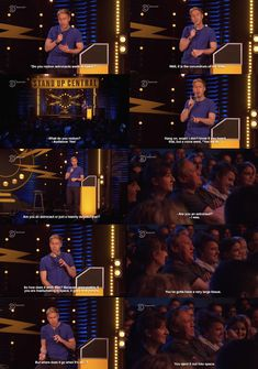 Russell Howard, Stand Up, Haha, Funny Memes, Movie Posters, Ouat Funny Memes, Get Back Up, Film Poster, Ha Ha
