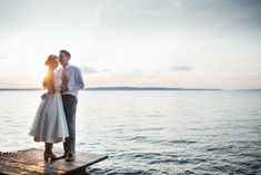 Destination Wedding: Serenity Cottage, Georgian Bay, ON (August 2019)• Natural Wedding Photos by Saidia Photography (www.saidia.ca) #ottawaweddingphotographer Lake Huron, Summer Weddings, Great Lakes, Georgian, Serenity, Destination Wedding, Wedding Photos, Cottage, Romantic