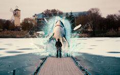 Aquaman, Adobe Photoshop, Behance, Photography, Photograph, Fotografie, Photoshoot, Fotografia