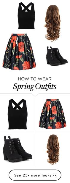"""""""My First Polyvore Outfit"""" by ellaelkins on Polyvore"""
