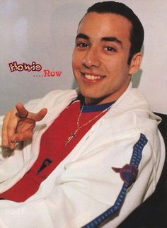 Howie D :)