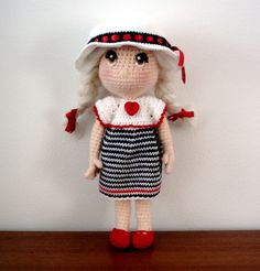 BB Candy Dolls  lots more on this site patterns there and are free
