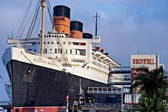 Queen Mary in Long Beach, CA Went to a prom here also have gone on tours. Fun!