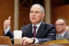 "Climate change skeptic Scott Pruitt confirmed as EPA Administrator  Immediately after his inauguration, President Trump got to work on his long-anticipated plan to gut the Environmental Protection Agency. His administration wants to review all research coming out of it on a ""case by case"" basis and placed a gag order…   http://techwife.com/climate-change-skeptic-scott-pruitt-confirmed-as-epa-administrator/"