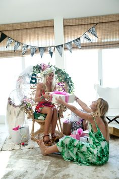 This Malibu-Barbie-Themed Bridal Shower Is Filled With the Most Fun Details