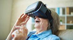 #Un jeu vidéo en réalité virtuelle pour dépister Alzheimer - RTBF: RTBF Un jeu vidéo en réalité virtuelle pour dépister Alzheimer RTBF…