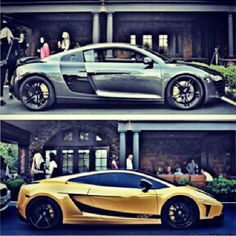 Two hot Super cars Audi Vs Lambo! How to earn $3000 per month? Get #Paid Taking Surveys at Home! #Cash #money #profit
