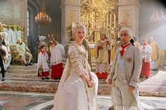 Marie Antoinette - Publicity still of Kirsten Dunst & Jason Schwartzman. The image measures 1500 * 987 pixels and was added on 20 November Kirsten Dunst, Sofia Coppola, Carrie Bradshaw, Vivienne Westwood, The Queen Of Versailles, Marie Antoinette Movie, Lady In Waiting, 18th Century Fashion, Bridesmaid Dresses
