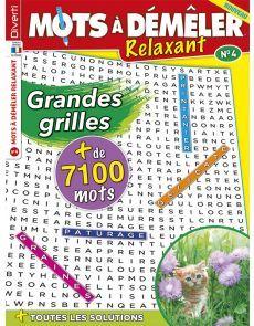 Mots à démêler Relaxant 04 - Plus de 7100 mots Games, Entertaining, Words, Gaming, Plays, Game, Toys
