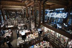 Tropismes, bookshop in Brussels