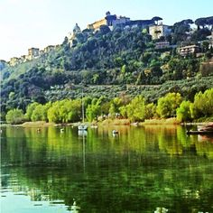 Castelgandolfo (Lake)
