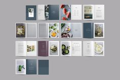 Tribeca Cookbook by Studio Standard on @creativemarket