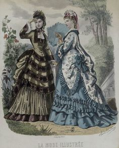 'La Mode' Polonaise (1872)..